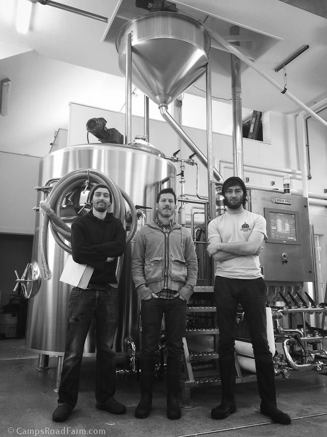 kent falls brewery
